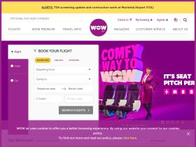 Wowair coupons